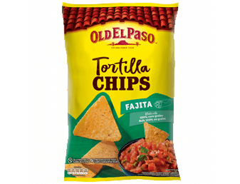 tortilla chips fajita