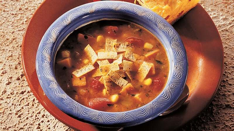 Soupe de tortilla Thick'n Chunky